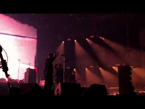 LIAM GALLAGHER - MORNING GLORY  - MOTORPOINT ARENA - CARDIFF - 11.11.19