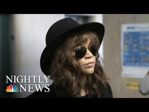 Actress Rosie Perez Testifies In Weinstein Trial To Support Another Star | NBC Nightly News