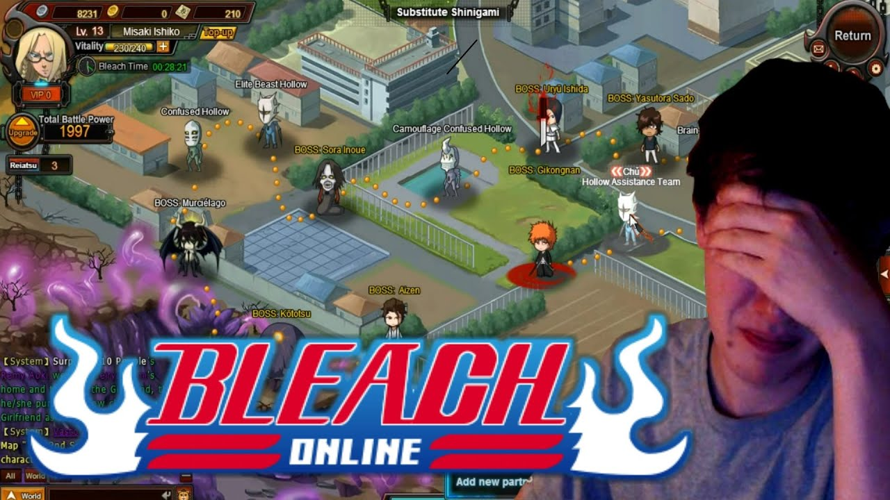 bleach dating game online Our online application is your gateway to the privileges and benefits of ama membership use this completely secure female date of birth: email address.