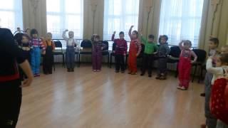 Мастер-класс с детьми старшего дошкольного возраста в рамках проекта