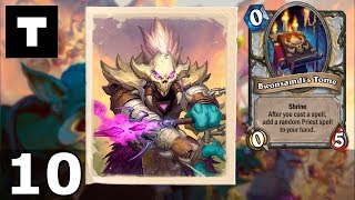 Hearthstone: Rumble Run | Priest | Shrines -  Bwonsamdi