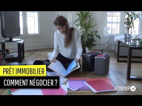 Prêt immobilier, comment négocier ?