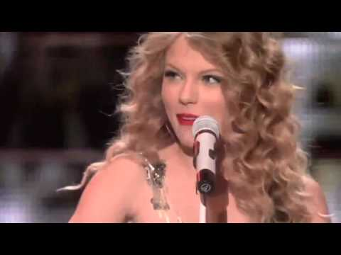 Taylor Swift - Our Song - Fearless Tour