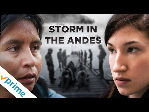 Storm in the Andes | Trailer | Available now