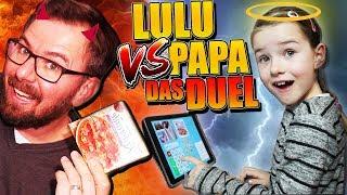 SHOPPING CHALLENGE - Lulu vs. Papa - Wer kauft besser ein? Lulu & Leon - Family and Fun