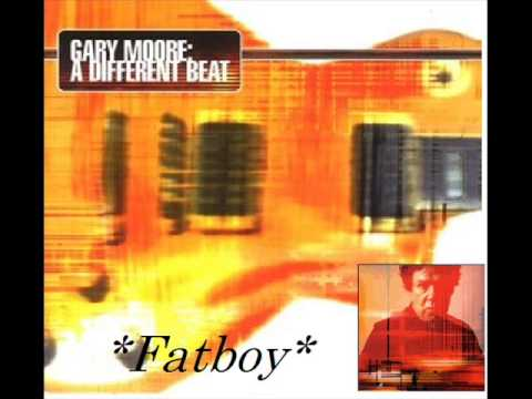 Клип Gary Moore - Fatboy