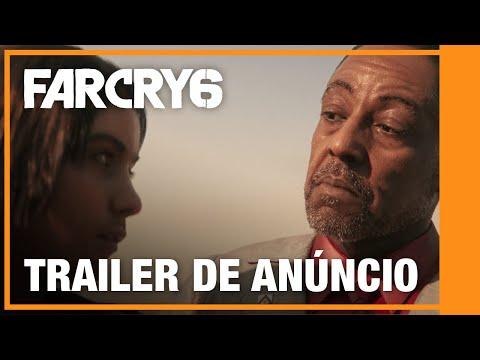 Far Cry 6 - Trailer Cinemático de Anúncio Mundial | Ubisoft Forward