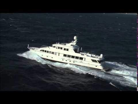 Hatteras 130 - Mecum Yacht Auctions