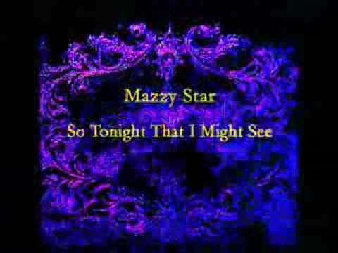Mazzy Star - So Tonight That I Might See - Black Sessions 1993