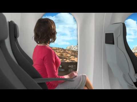HTT Hyperloop Augmented Windows by RE'FLEKT