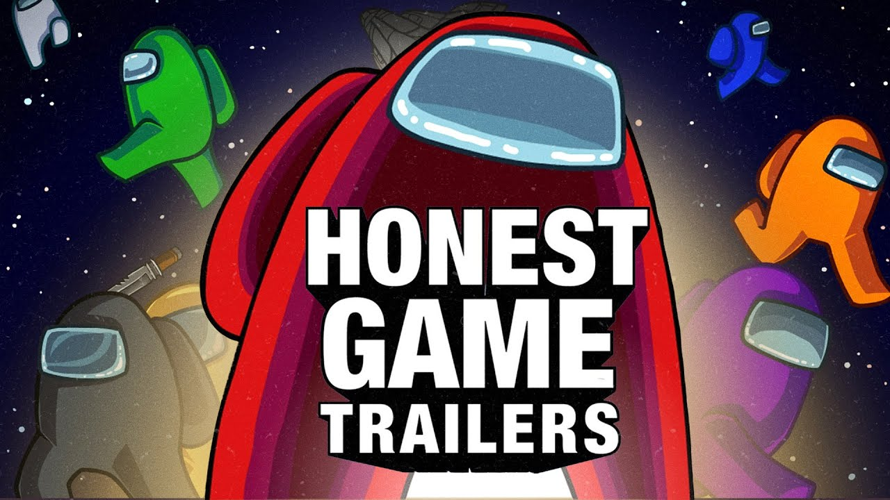 Honest Game Trailers | Among Us