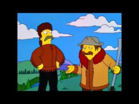 Casarnos con nuestras primas - Los Simpson