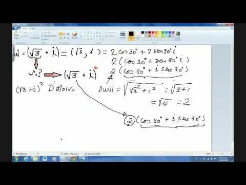 forma-polar-de-números-complejos.-teorema-de-d'moivre-y-cálculo-de-potencias
