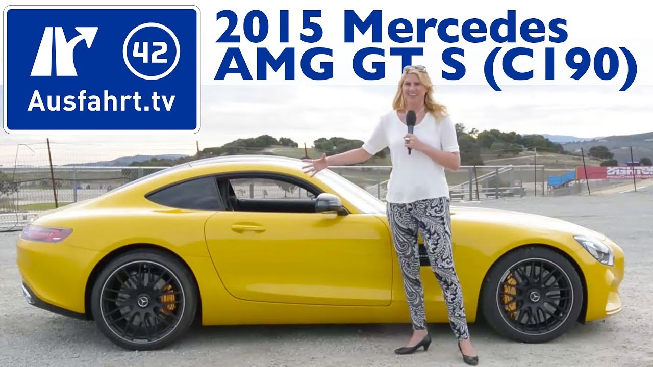 2015 mercedes amg gt s c190 kaufberatung test review youtube. Black Bedroom Furniture Sets. Home Design Ideas