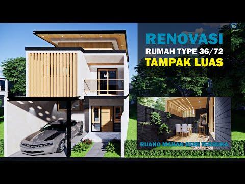 renovasi-rumah-type-36/72-(agar-terlihat-luas)---desain-rumah-tv