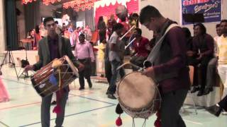Dhol Jam @ Swiss Wedding 2011