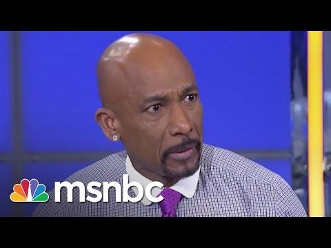 Montel Williams: Tom Coburn 'Disgraces' Veterans  | msnbc