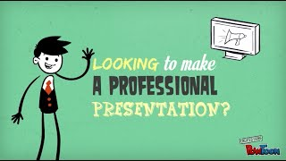 Professional Presentation Video