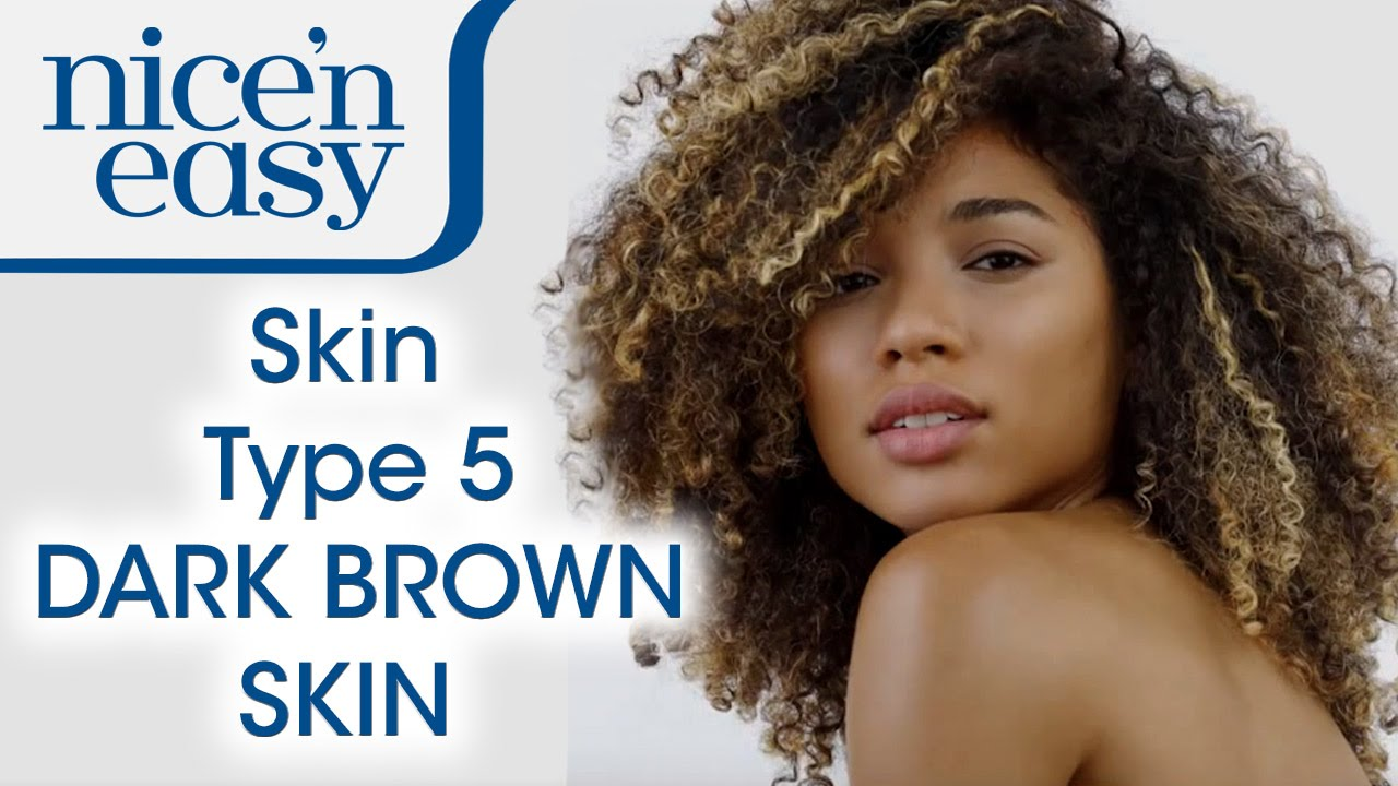 Best Hair Colour For Dark Brown Skin Tones Hair Colour Swatches