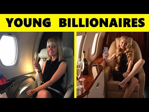 Top 50 Young Billionaires Under 45 In 2020
