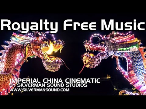 Royalty Free Epic Chinese Music | Stock Background Production Music | Imperial China Cinematic