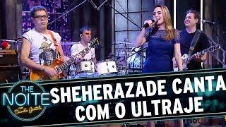 The Noite (12/11/15) - Rachel Sheherazade canta Iron Maiden com o Ultraje