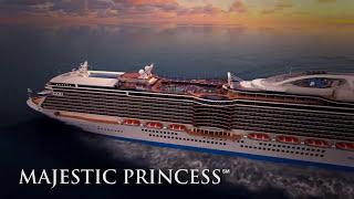Знакомьтесь! Majestic Princess!