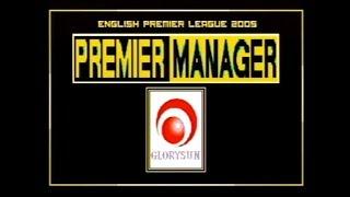 Mega Drive Gameplay - English Premier League 2005 (Premier Manager)