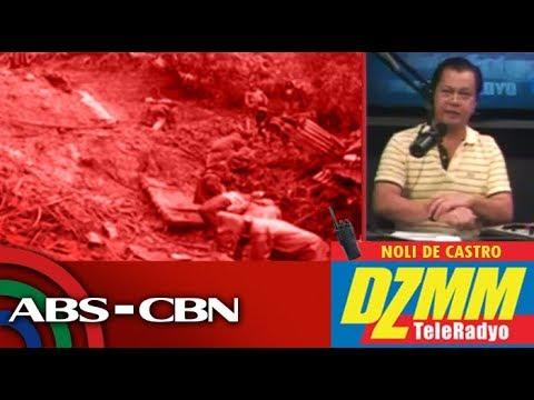 DZMM TeleRadyo: Landslides hamper rescue at buried DPWH building (part 1)