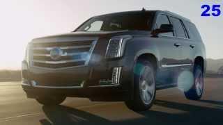 Cadillac Escalade 2015 - Nuovo SUV di Lusso : Video Prova su Strada