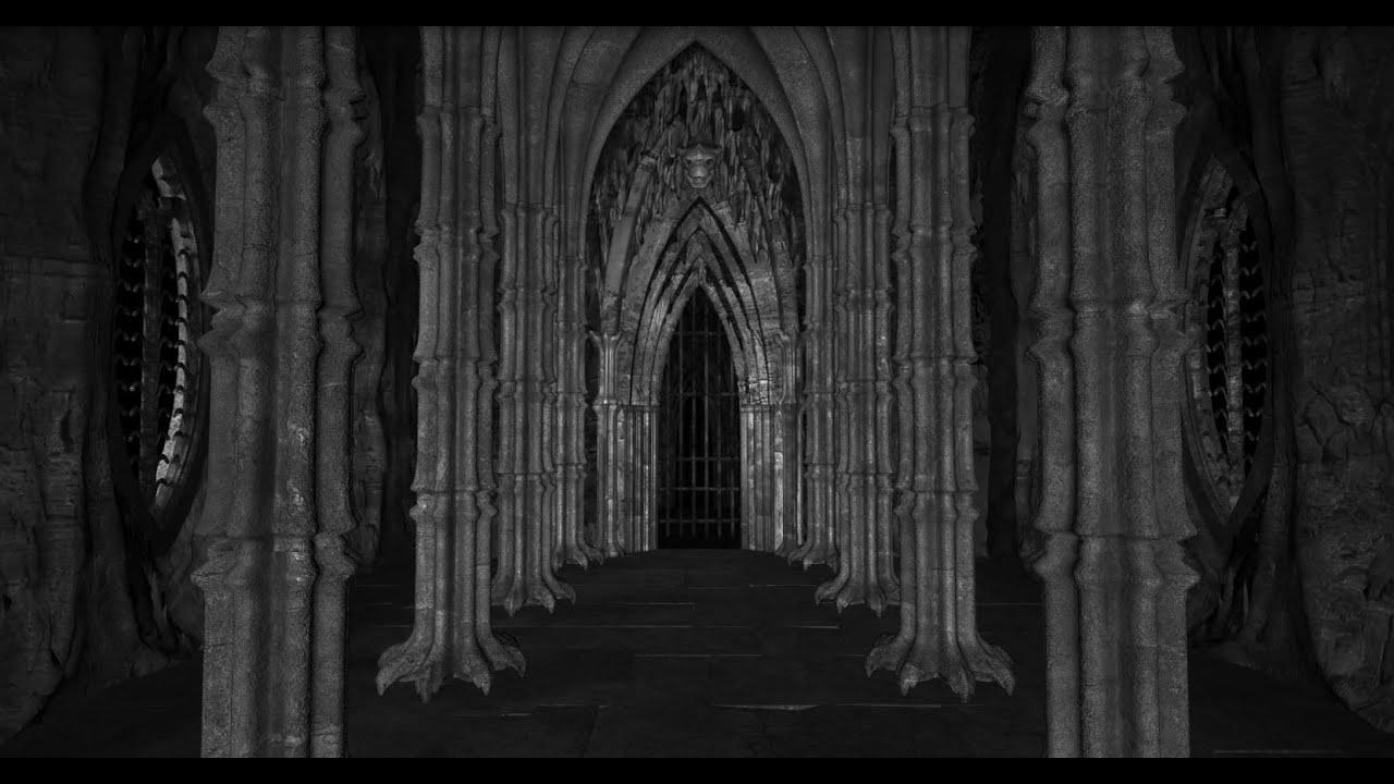 Gothic Castle - Endless Loop