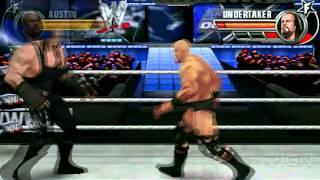 WWE All Stars: Austin 3:16 Wii Gameplay