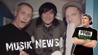 Neuer Song von Die Ärzte! Rammstein drehen Musikvideo | Musik News