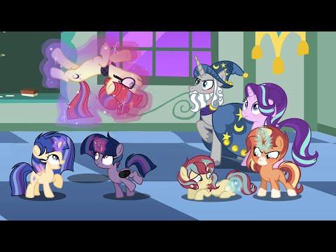 MLP[Next Gen](Speedpaint) School For Gifted Unicorns[Base Edit]