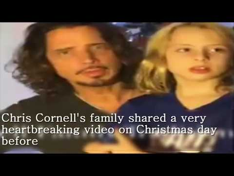 Chris Cornell's Family Shares a touching video of memories on Christmas
