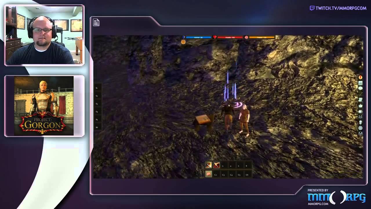 MMORPG com's Rob interviews Eric Heimburg Lead Developer/Designer on  Project Gorgon