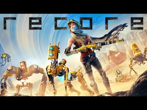 ReCore  PC Gameplay  Max Settings