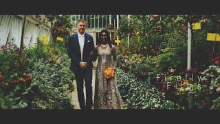 Firefly Films Belfast City Wedding