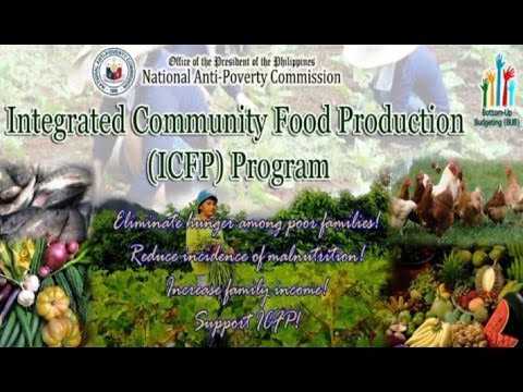 Integrated Community Food Production (ICFP) Program