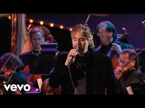 Andrea Bocelli  Mi Manchi   From Lake Las Vegas Resort, USA  2006