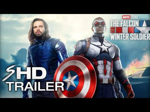 THE FALCON AND THE WINTER SOLIDER (2020) Teaser Trailer Concept - Anthony Mackie, Sebastian Stan