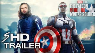 The Falcon And The Winter Solider 2021 Teaser Trailer Concept Anthony Mackie Sebastian Stan Youtube