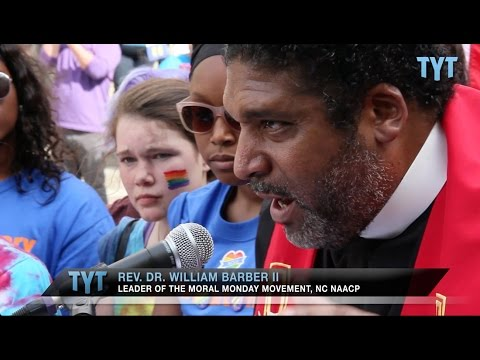 Hate Bill 2 Is NOT a Bathroom Bill — Rev. Dr. William Barber