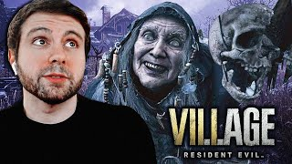 RESIDENT EVIL VILLAGE *NUEVA DEMO* PS5 (VEGETTA777)