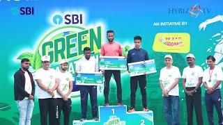SBI Green Marathon 2019 | Lets Run to Make Hyderabad Greener