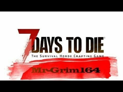 7 Days To Die Day 12 on Darksoul311 Map