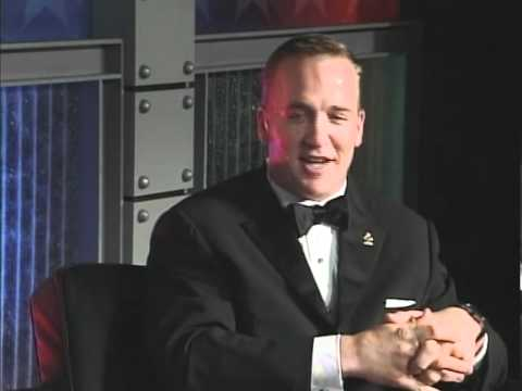 Peyton Manning- S&L and the 101 Awards