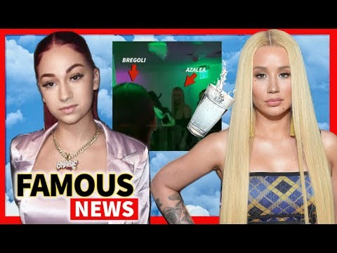 Bhad Bhabie Attacks Iggy Azalea at Fashion Nova Launch Party | Famous News