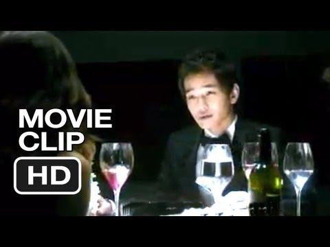The Taste Of Money Movie CLIP - Dinner (2013) - Sang-soo Im Movie HD