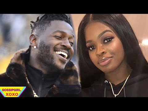 Anjali Queen B - Controversial NFL Star Antonio Brown Shoots His Shot at JT from City Girls